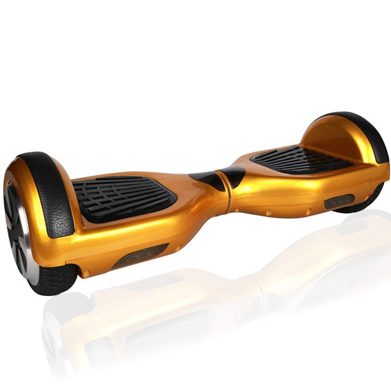 6.5 Rubber Hoverboard - Smart Balance Wheel (GOLD)