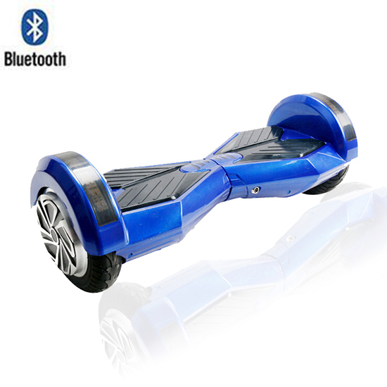 8 Lamborghini Hoverboard With Bluetooth - Smart Balance Wheel (BLUE)