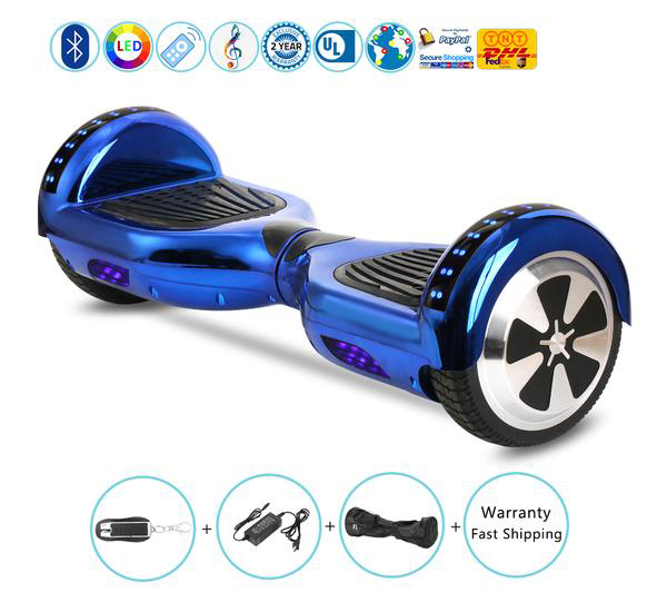 Buy Smart Balance Wheel 6.5 Inch Hoverboard with Bluetooth Speaker