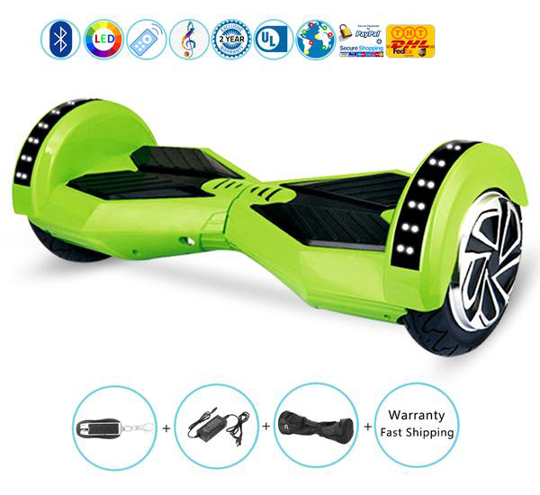 Buy 8 Inch electric scooter two wheel with Bluetooth Speaker Lambo Model