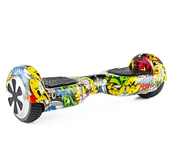 6.5 Inch Hoverboard Self Blancing Scooter for Sale Super Savings (Hip-Hop)