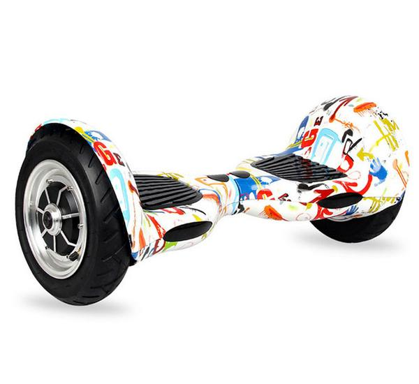 "Graffiti Hoverboard M-S10 10"" Electric Self-Balancing Scooter"