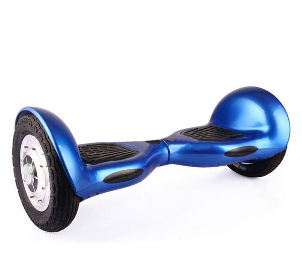 Buy 10 Inch Blue electric Balance Scooter Hoverboard for Off Road Ridding