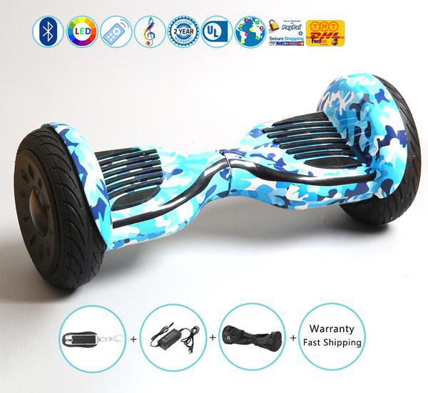 2018 New 10 Inch Rover All Terrain Hoverboard for Off Road Ridding