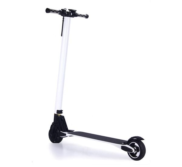 2 WHEEL PORTABLE CARBON FIBER ELECTRIC SCOOTER